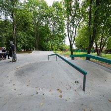 Элементы скейт парка
