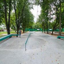 Скейт парк в Звенигороде: фото