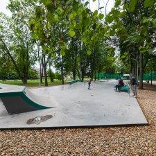 Скейт парк в Одинцовском районе