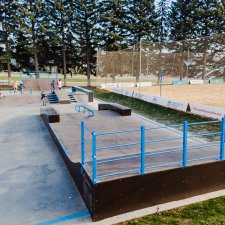 Скейт парк в Орле