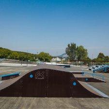 Скейт парк в Железноводске