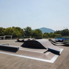 Скейт парк в Иноземцево