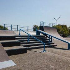 Скейт парк в Железноводске: фото