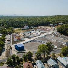 Скейт парк в Иноземцево: фото