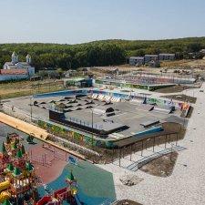 Спортивная площадка в Железноводске