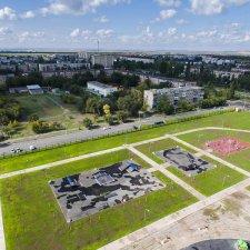 Скейт парк в Гае: фото
