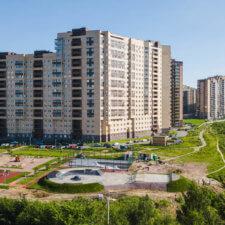 Бетонный скейт парк Новое Девяткино