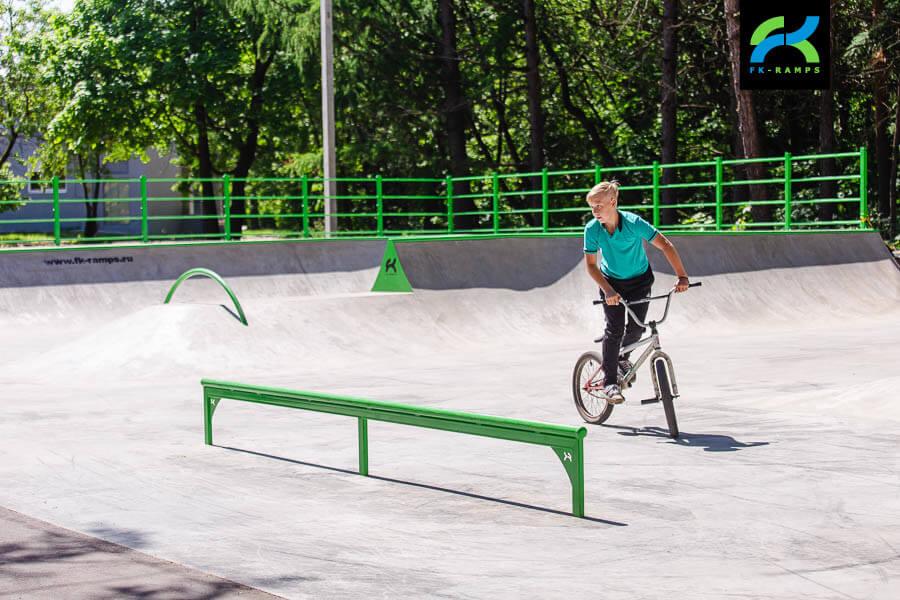 правила поведения в скейт парке и памп треке
