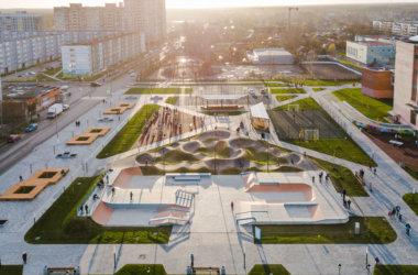 Благоустройство: Минстрой оценил 8 проектов FK-ramps