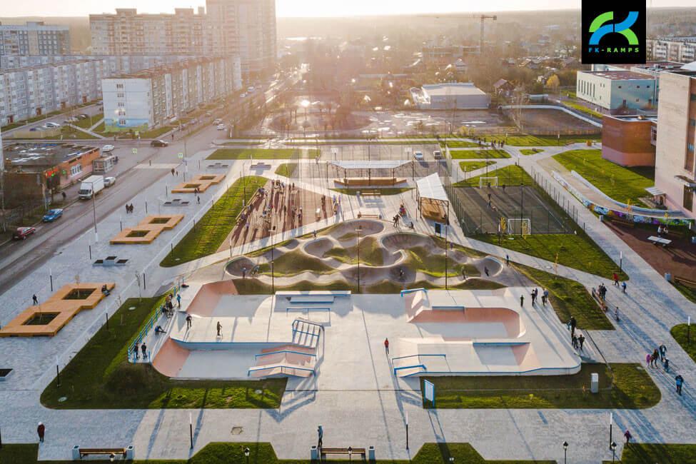 Минстрой признал восемь проектов FK-ramps