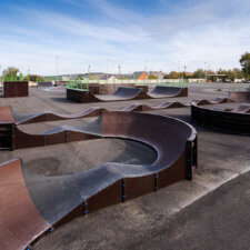 Скейт парк FK-ramps в Краснотурьинске